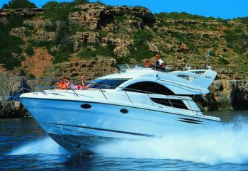 Fairline Phantom 40 (35 футов)