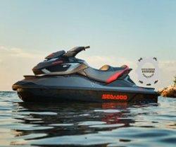 Гидроцикл GTX – самая богатая комплектация в индустрии