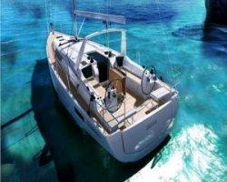 Парусная яхта Beneteau Oceanis 41.1