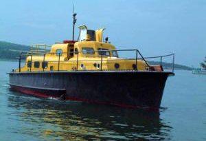 Характеристики катера «Амур-М»