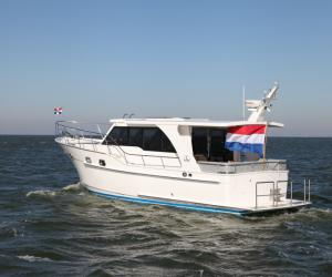 Обзор яхты Quant 23